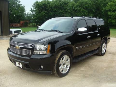 2008 Chevrolet Suburban for sale in Corsicana, TX