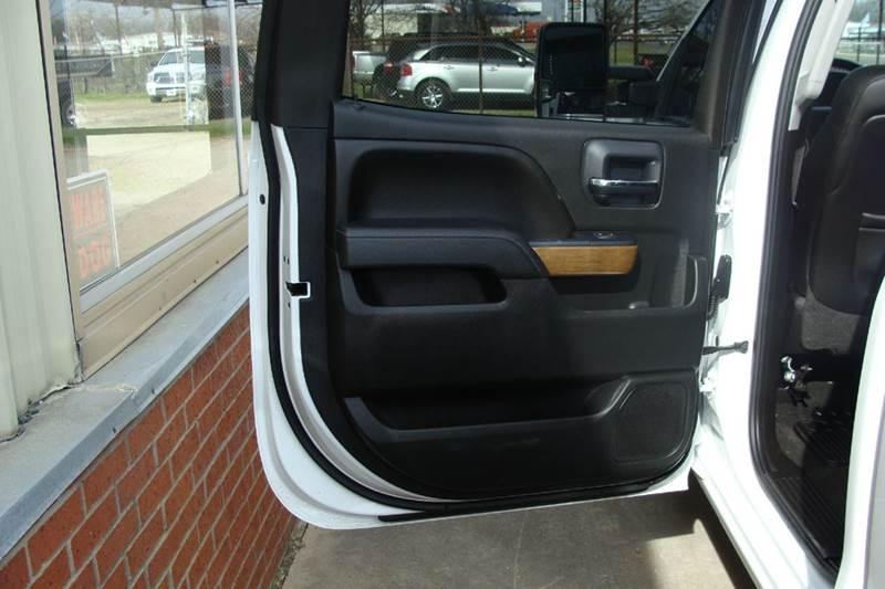2015 Chevrolet Silverado 3500HD for sale at Texas Truck Deals in Corsicana TX