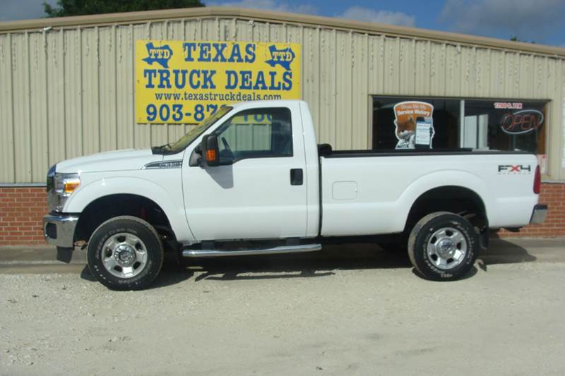 2011 Ford F-350 Super Duty for sale at Texas Truck Deals in Corsicana TX