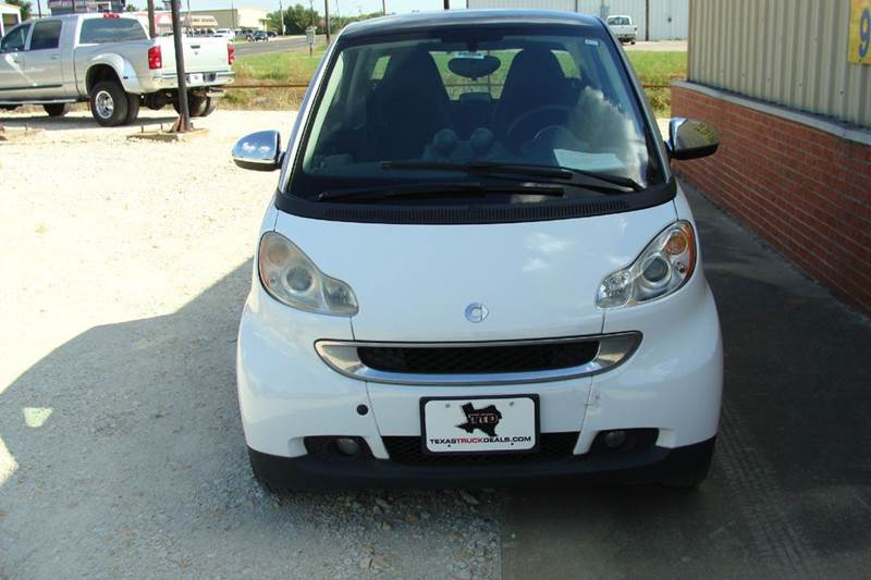 2009 Smart fortwo for sale at Texas Truck Deals in Corsicana TX
