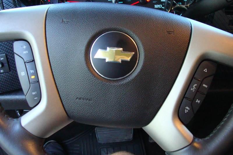 2013 Chevrolet Silverado 1500 for sale at Texas Truck Deals in Corsicana TX