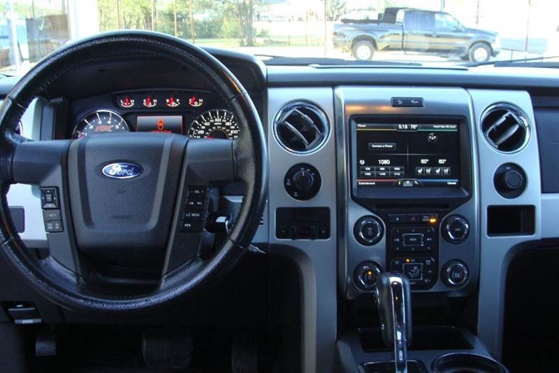 2013 Ford F-150 for sale at Texas Truck Deals in Corsicana TX