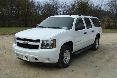 2009 Chevrolet Suburban for sale at Texas Truck Deals in Corsicana TX