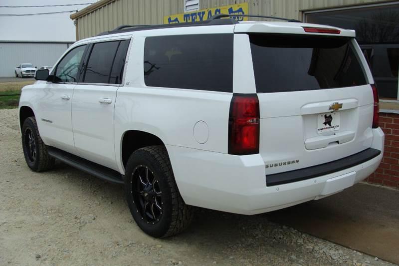 2015 Chevrolet Suburban for sale at Texas Truck Deals in Corsicana TX