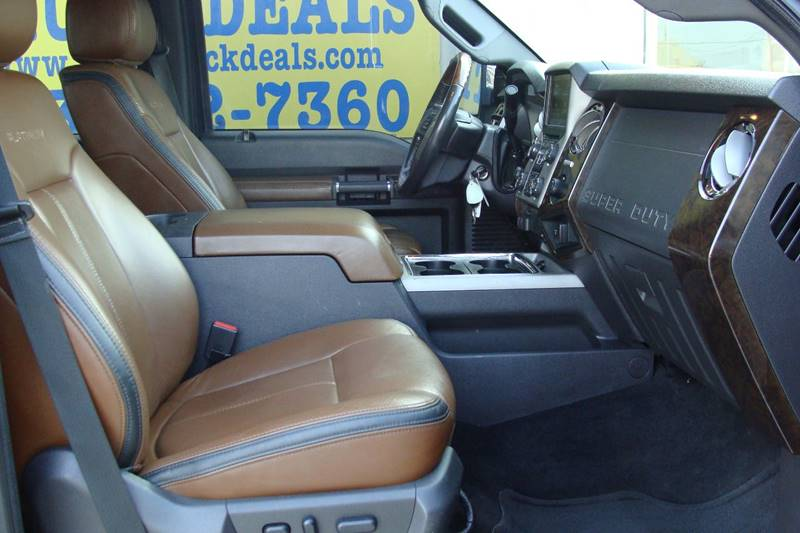 2013 Ford F-250 Super Duty for sale at Texas Truck Deals in Corsicana TX
