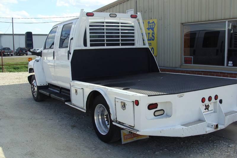 2007 GMC TOPKICK for sale at Texas Truck Deals in Corsicana TX