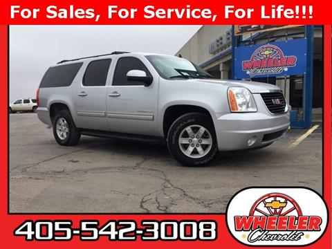 2014 GMC Yukon XL for sale in Hinton, OK