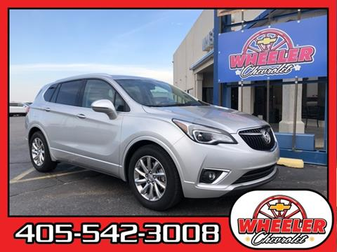 2019 Buick Envision for sale in Hinton, OK