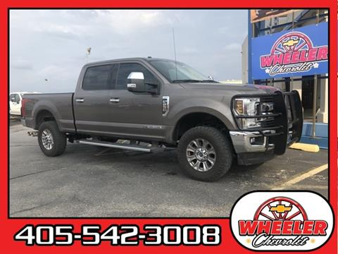 2018 Ford F-250 Super Duty for sale in Hinton, OK