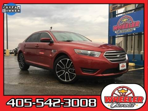 2017 Ford Taurus for sale in Hinton, OK