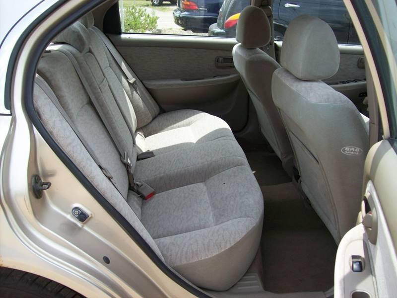 2005 Kia Optima LX 4dr Sedan - Plainwell MI