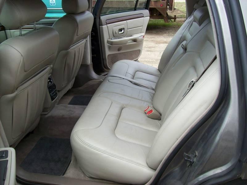 1998 Cadillac DeVille Concours 4dr Sedan - Plainwell MI