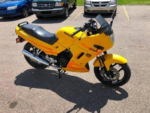 2006 Kawasaki Ninja 250R for sale in Plainwell, MI