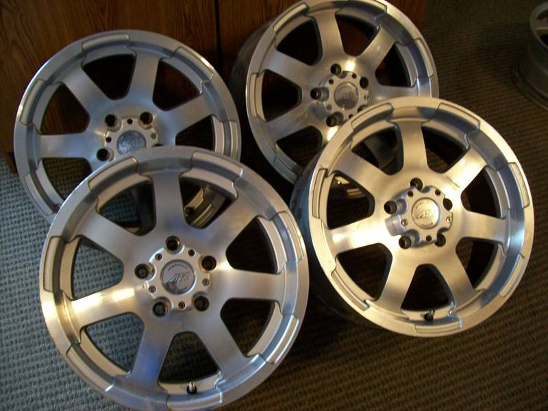-1 American Racing Rims  - Plainwell MI
