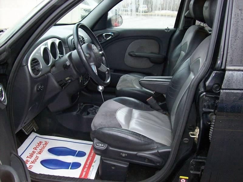 2004 Chrysler PT Cruiser Limited Edition Platinum Series 4dr Wagon - Plainwell MI