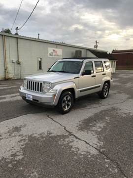 2008 Jeep Liberty for sale in Oklahoma City, OK