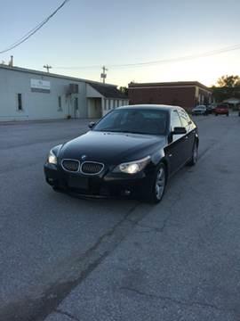 2007 BMW 5 Series for sale in Oklahoma City, OK