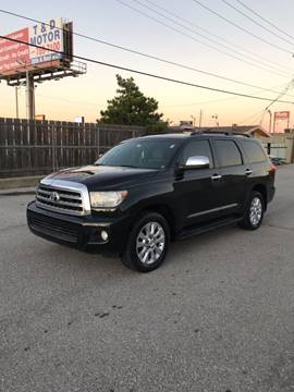 2008 Toyota Sequoia for sale in Oklahoma City, OK