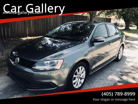 2012 Volkswagen Jetta for sale at Car Gallery in Oklahoma City OK