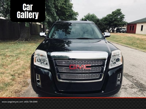 2011 GMC Terrain for sale at Car Gallery in Oklahoma City OK