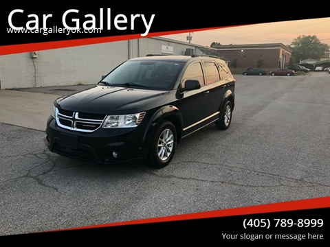 2013 Dodge Journey for sale at Car Gallery in Oklahoma City OK