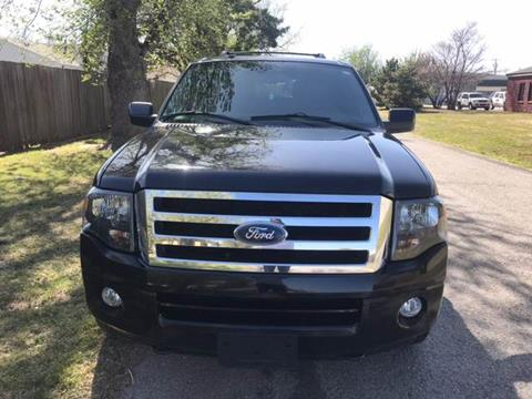 2012 Ford Expedition EL for sale at Car Gallery in Oklahoma City OK