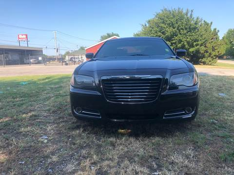 2014 Chrysler 300 for sale at Car Gallery in Oklahoma City OK