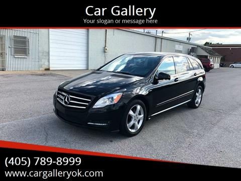 2012 Mercedes-Benz R-Class for sale at Car Gallery in Oklahoma City OK