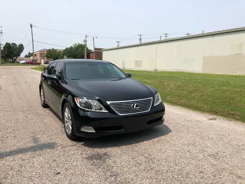 2008 Lexus LS 460 for sale at Car Gallery in Oklahoma City OK