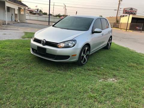 2013 Volkswagen Golf for sale at Car Gallery in Oklahoma City OK