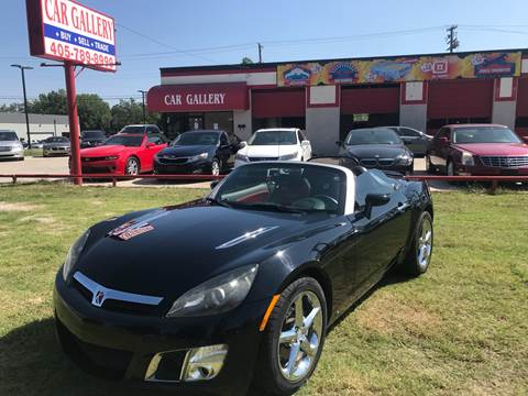 2009 Saturn SKY for sale at Car Gallery in Oklahoma City OK