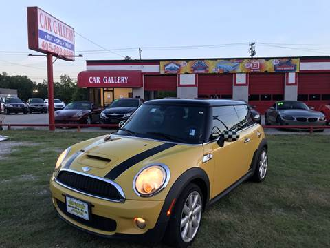 2008 MINI Cooper for sale at Car Gallery in Oklahoma City OK