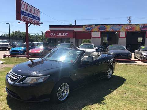 2009 Saab 9-3 for sale at Car Gallery in Oklahoma City OK