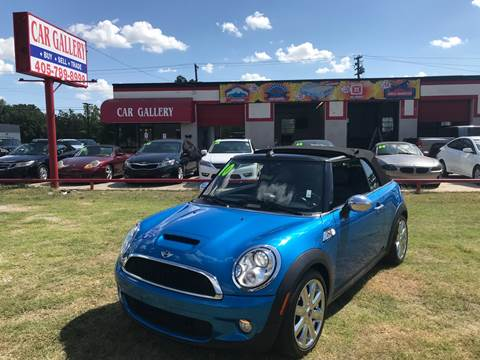 2010 MINI Cooper for sale at Car Gallery in Oklahoma City OK