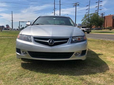 2008 Acura TSX for sale at Car Gallery in Oklahoma City OK
