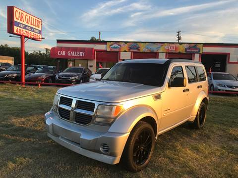 2007 Dodge Nitro for sale at Car Gallery in Oklahoma City OK