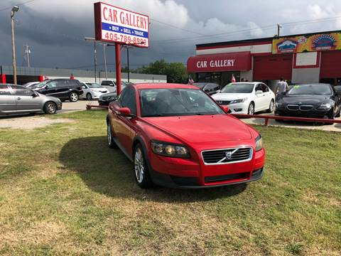2008 Volvo C30 for sale at Car Gallery in Oklahoma City OK