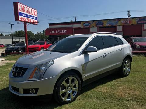 2012 Cadillac SRX for sale at Car Gallery in Oklahoma City OK