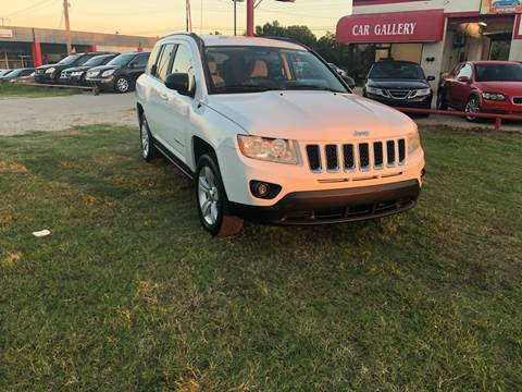 2011 Jeep Compass for sale at Car Gallery in Oklahoma City OK