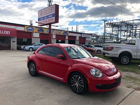 2014 Volkswagen Beetle for sale at Car Gallery in Oklahoma City OK