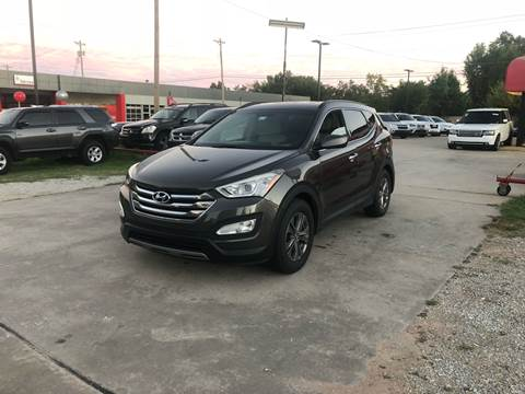 2013 Hyundai Santa Fe Sport for sale at Car Gallery in Oklahoma City OK