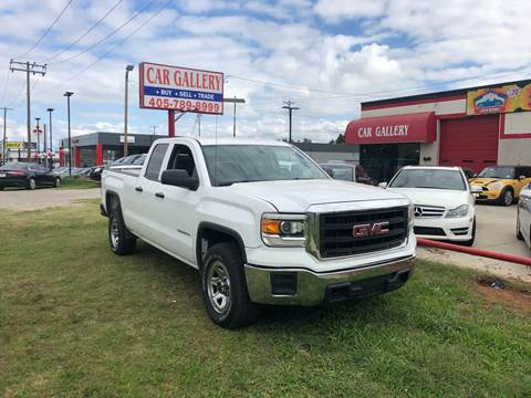 2014 GMC Sierra 1500 for sale at Car Gallery in Oklahoma City OK