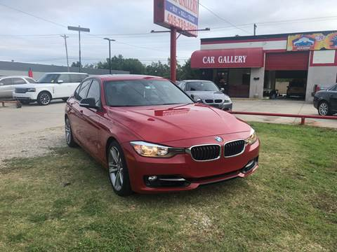 2013 BMW 3 Series for sale at Car Gallery in Oklahoma City OK