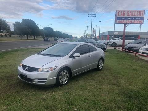 2009 Honda Civic for sale at Car Gallery in Oklahoma City OK