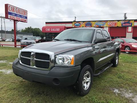 2005 Dodge Dakota for sale at Car Gallery in Oklahoma City OK