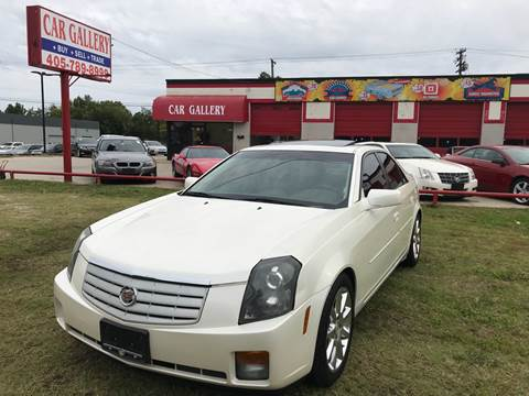 2006 Cadillac CTS for sale at Car Gallery in Oklahoma City OK