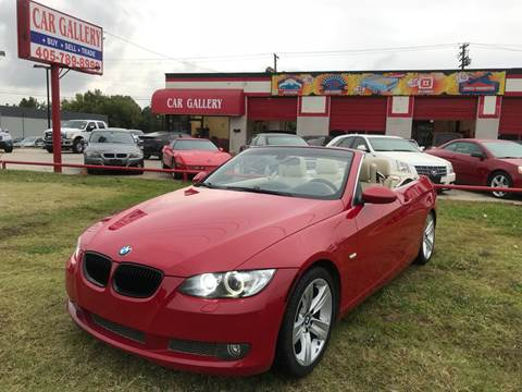 2007 BMW 3 Series for sale at Car Gallery in Oklahoma City OK