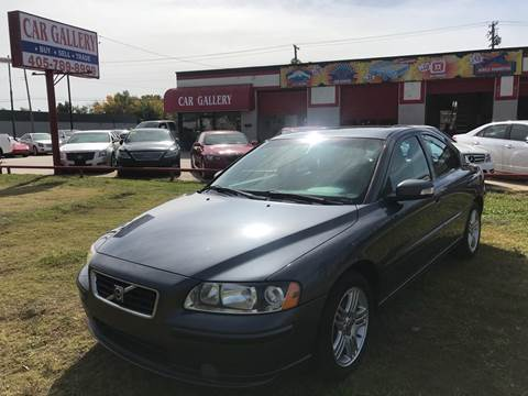 2007 Volvo S60 for sale at Car Gallery in Oklahoma City OK