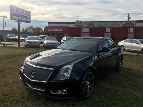 2009 Cadillac CTS for sale at Car Gallery in Oklahoma City OK