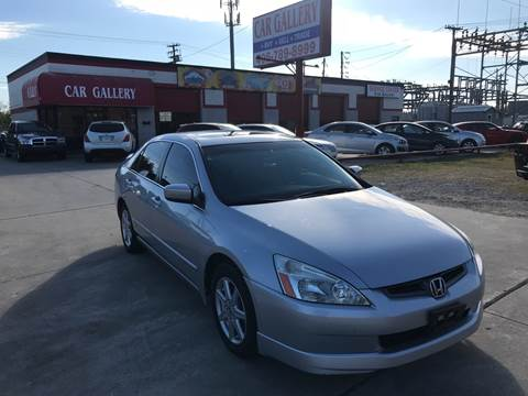 2003 Honda Accord for sale at Car Gallery in Oklahoma City OK